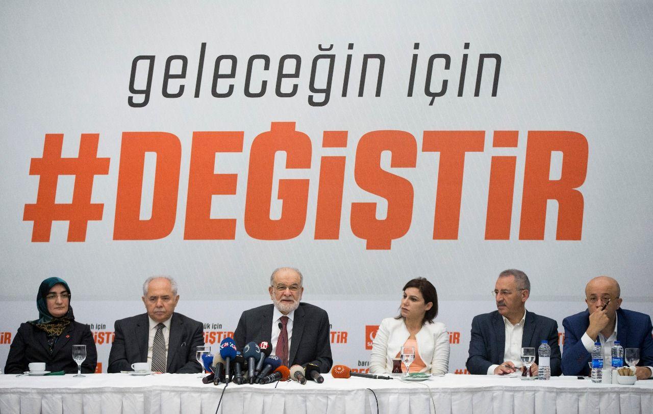 Karamollaoğlu replied to the question