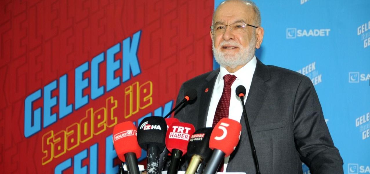 Karamollaoğlu: Social media turned to courthouse