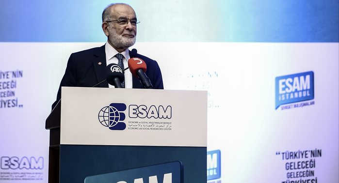 Karamollaoğlu: 'The cause of the fight is the sharing of resources'
