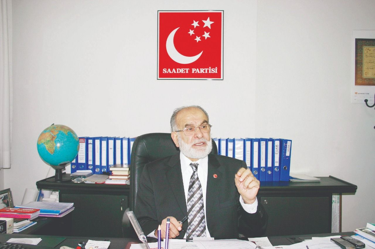 Karamollaoğlu: The decision is a black spot in human history