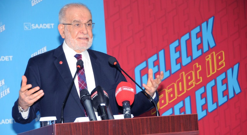 "Karamollaoğlu: ""The economy not going so well"""