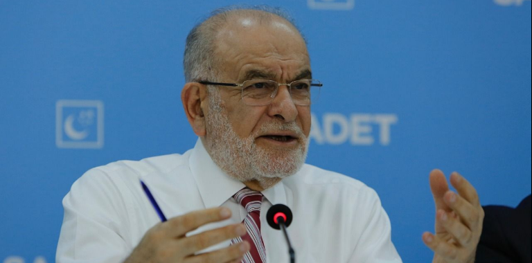 Karamollaoğlu: The government fooling the people with figures