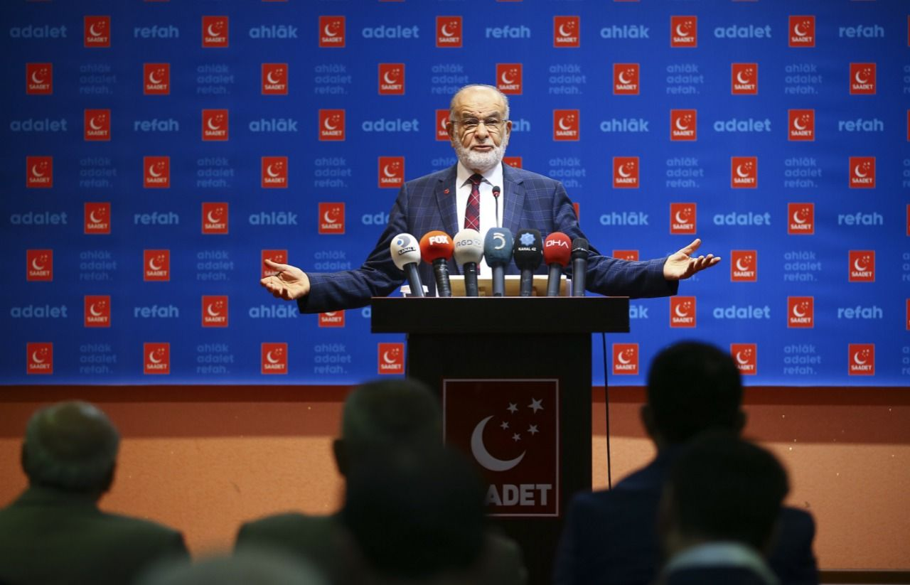 Karamollaoğlu: The government should be worried now!