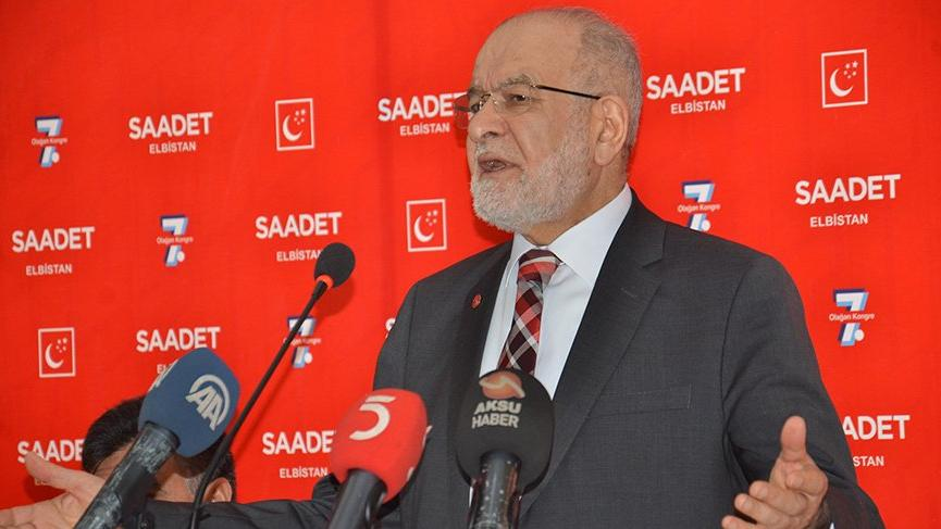 "Karamollaoğlu: ""They do not understand what they read"""