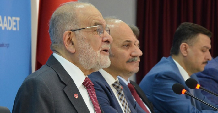 Karamollaoğlu: They made people 'interest-colic'