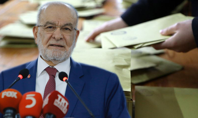 "Karamollaoğlu: ""They will interfere in the elections"""