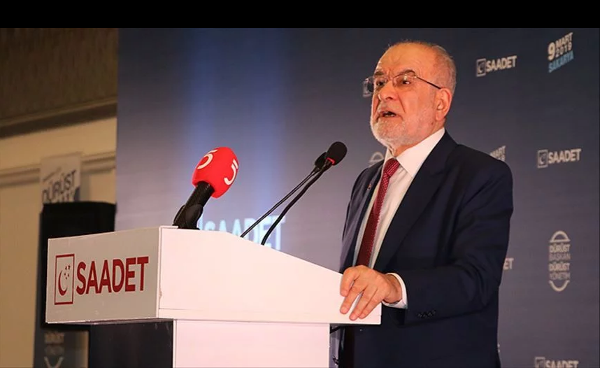 """Karamollaoglu: """"We are working to win not to increase the votes"""""""