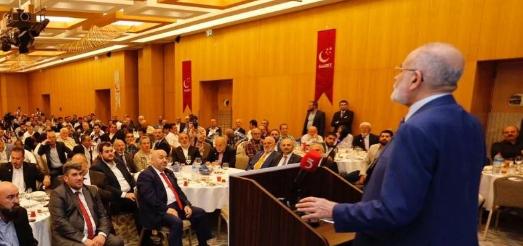 "Karamollaoglu: ""We have great duties as National Opinioners"""