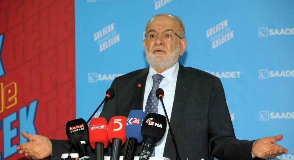 "Karamollaoğlu: ""We should not back down from our legitimate rights"""