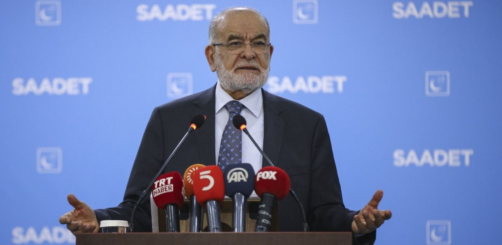 Karamollaoğlu: We support the decisions of Çankaya Summit