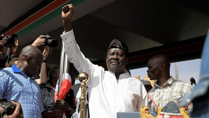 Kenya blasted over opposition leader's court absence