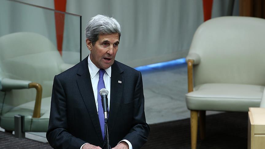 Kerry urges aircraft in Syria grounded for aid flow