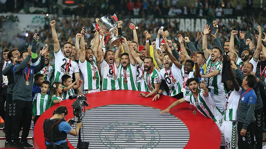 Konyaspor win their first ever Turkish Cup