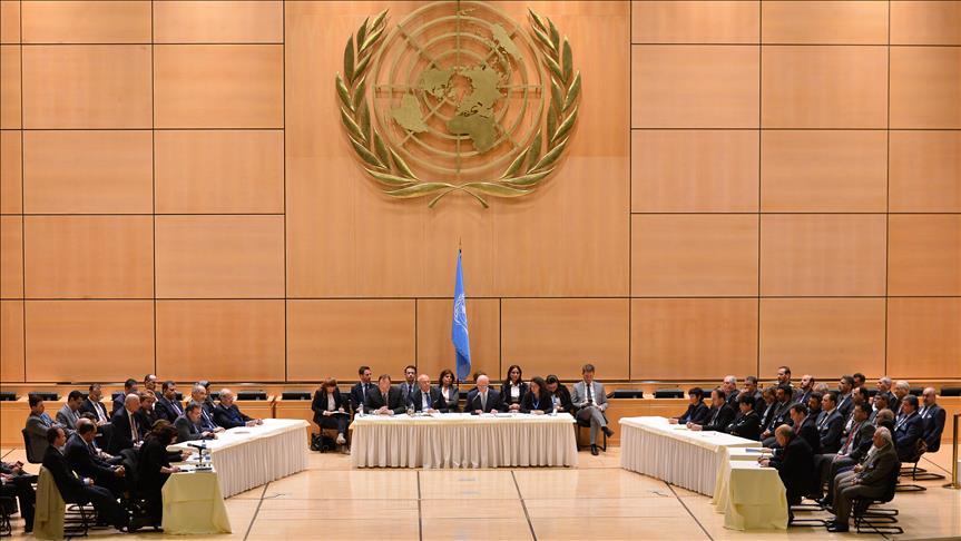 Last round on Syria talks in Geneva