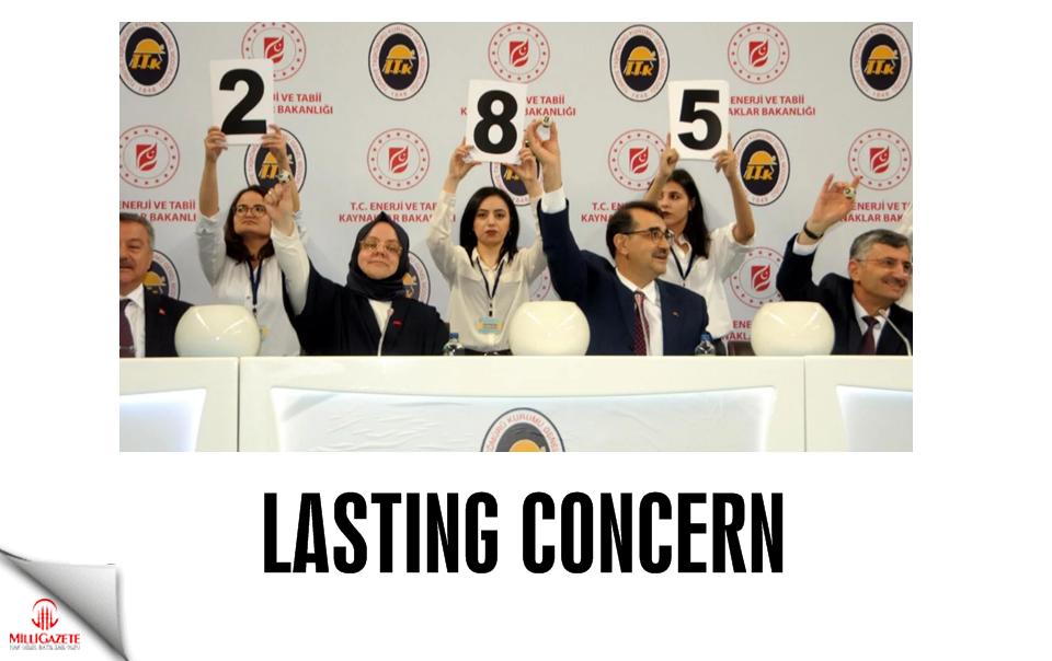 Lasting concern