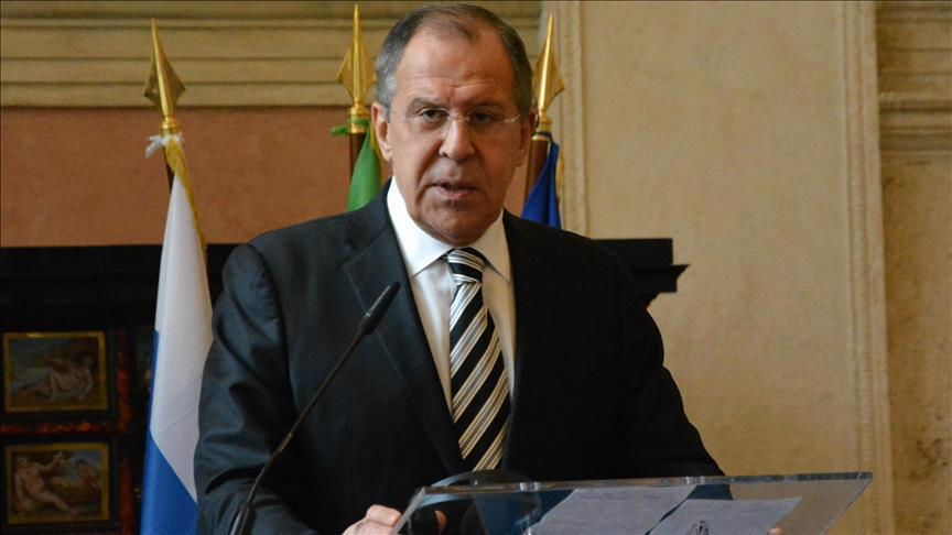 Lavrov: Syrian army suspends combat operations in Aleppo