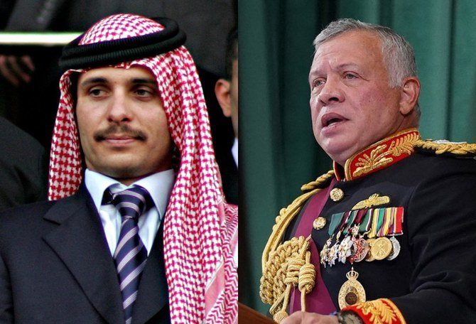 Lawyer says mediation resolves feud among Jordan royals