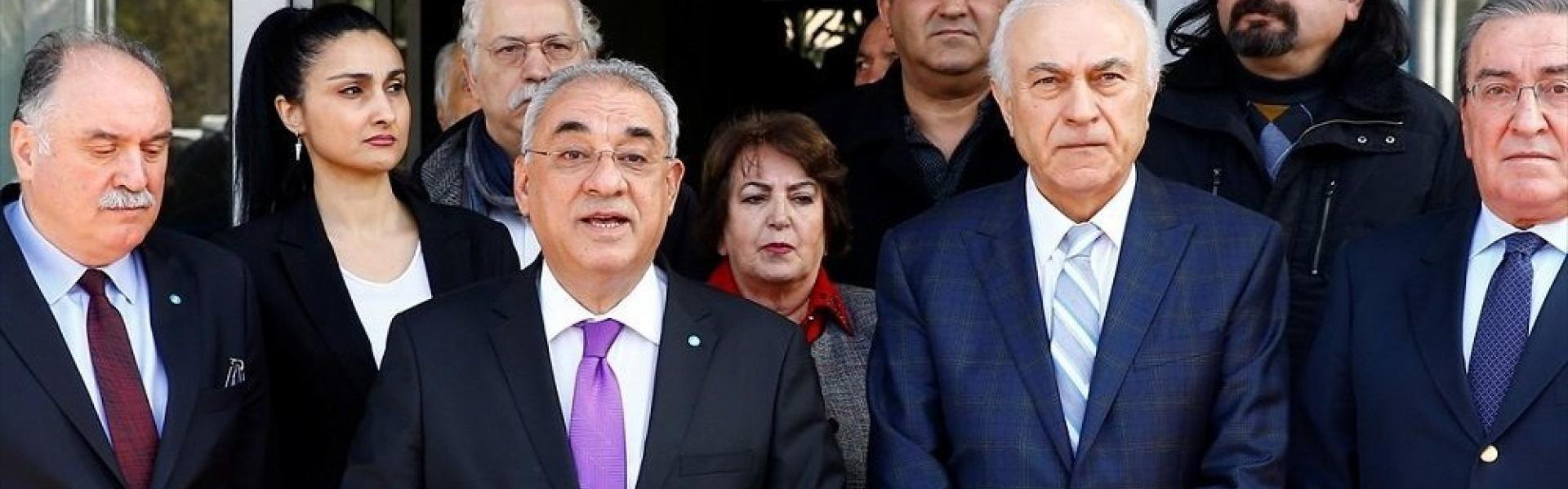 Left-wing opposition DSP in crisis over support for İmamoğlu in Istanbul revote