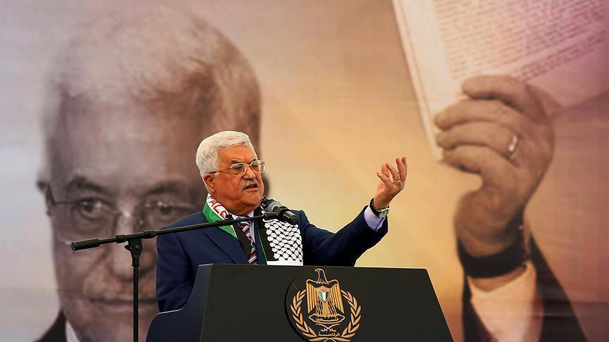 Mahmoud Abbas: 'We know who killed Arafat`