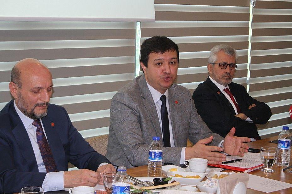 Mahmut Arıkan: Our aim is a livable Turkey