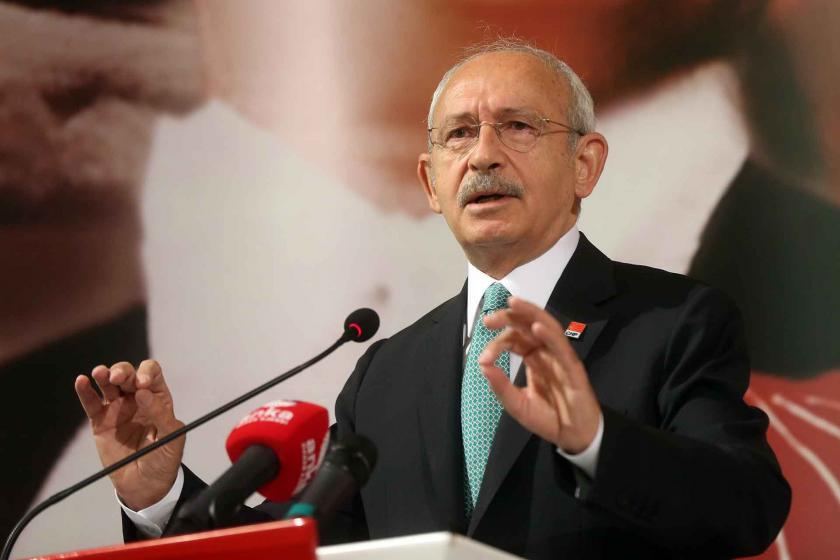 Main opposition leader Kılıçdaroğlu: Erdoğan should not go to Washington