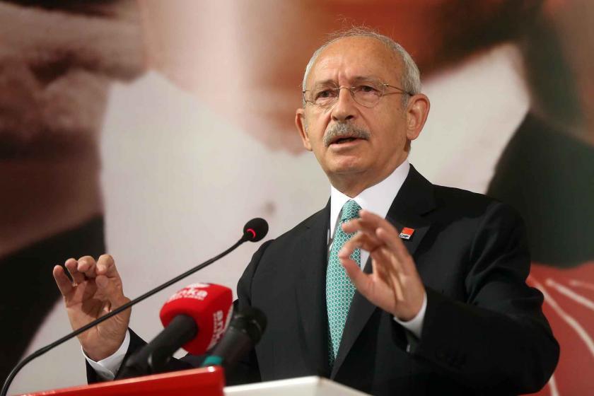Main opposition leader Kılıçdaroğlu: Erdoğan should not go to Washington