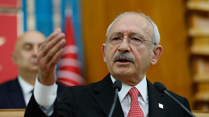 Main opposition party CHP head slams Erdoğan over economy, foreign policy