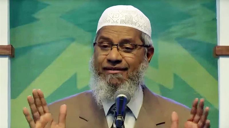 Malaysia to decide fate of Zakir Naik accused of hate speech