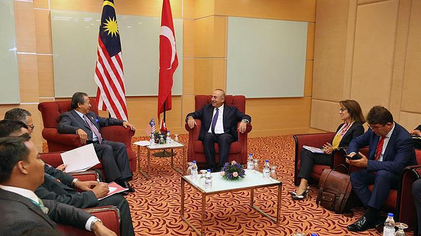 Malaysia, Turkey agree to deepen military cooperation