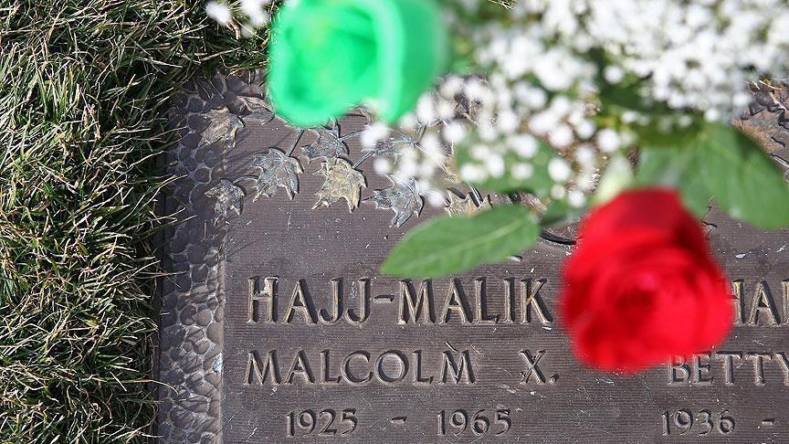 Malcolm X (el-Hajj Malik el-Shabazz) commemorated in New York City