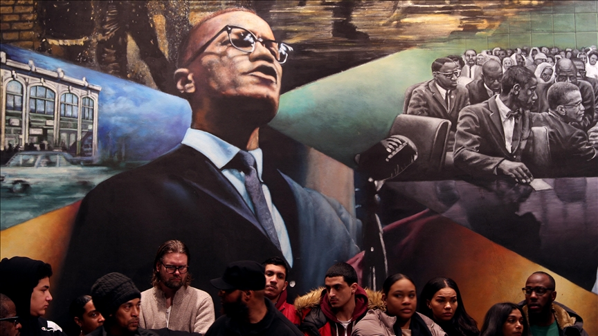 Malcolm X remembered on assassination anniversary