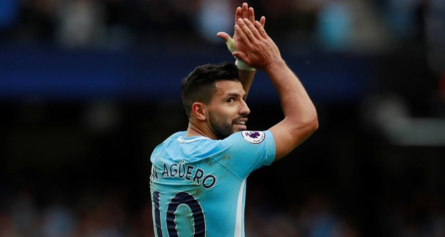 Manchester City striker Aguero injured in car crash in Amsterdam, likely out 2 months