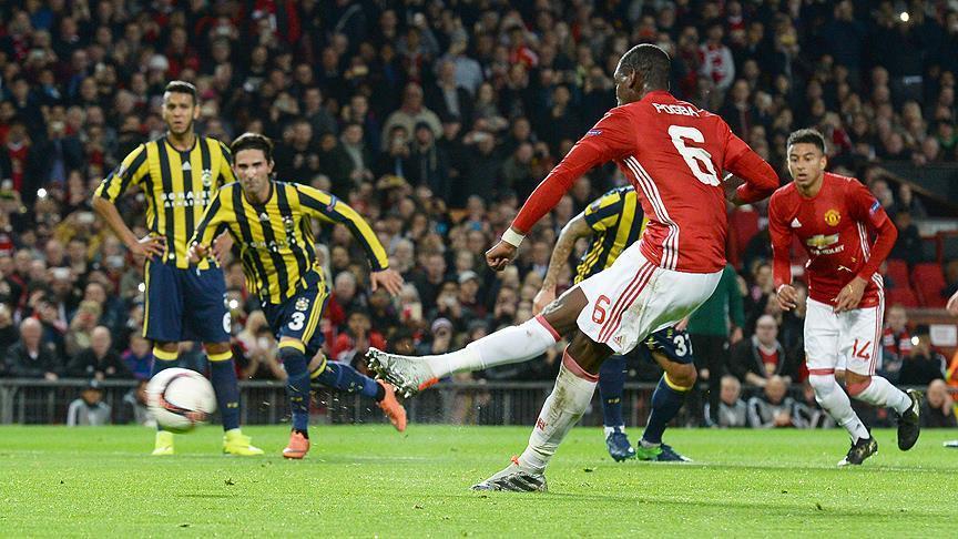 ManU defeats Fenerbahce 4-1 in Europa League