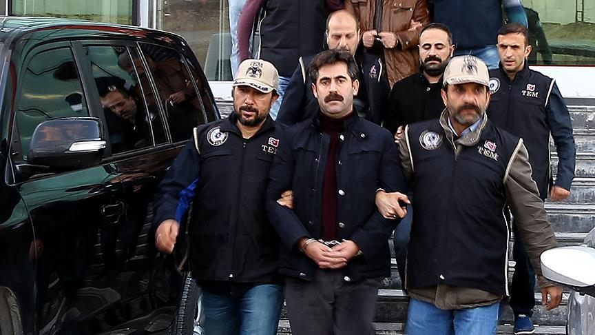 Mayor detained in terror trial in southeast Turkey