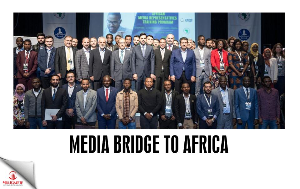 Media bridge to Africa