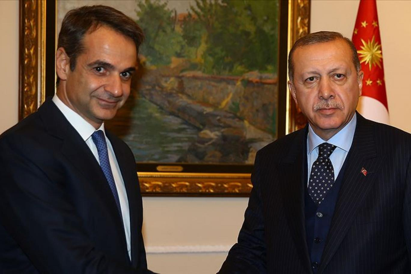 Meeting with Turkish president likely: Greek premier