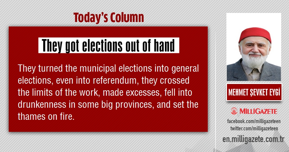 """Mehmet Sevket Eygi: """"They got elections out of hand"""""""