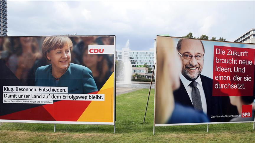 Merkel bloc, SDP clinch deal for coalition government