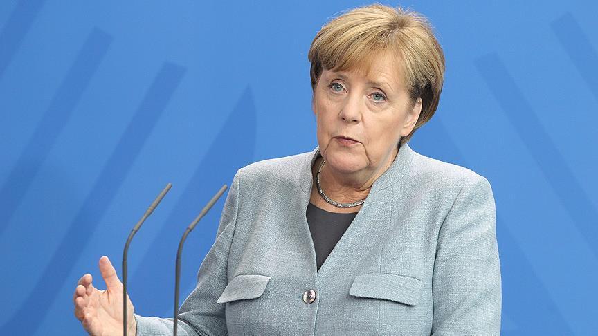 Merkel: Germany doesn't support Trump on Jerusalem