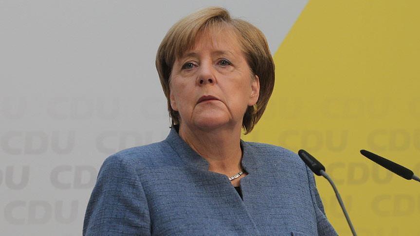 Merkel says EU leaders favour dialogue with Turkey