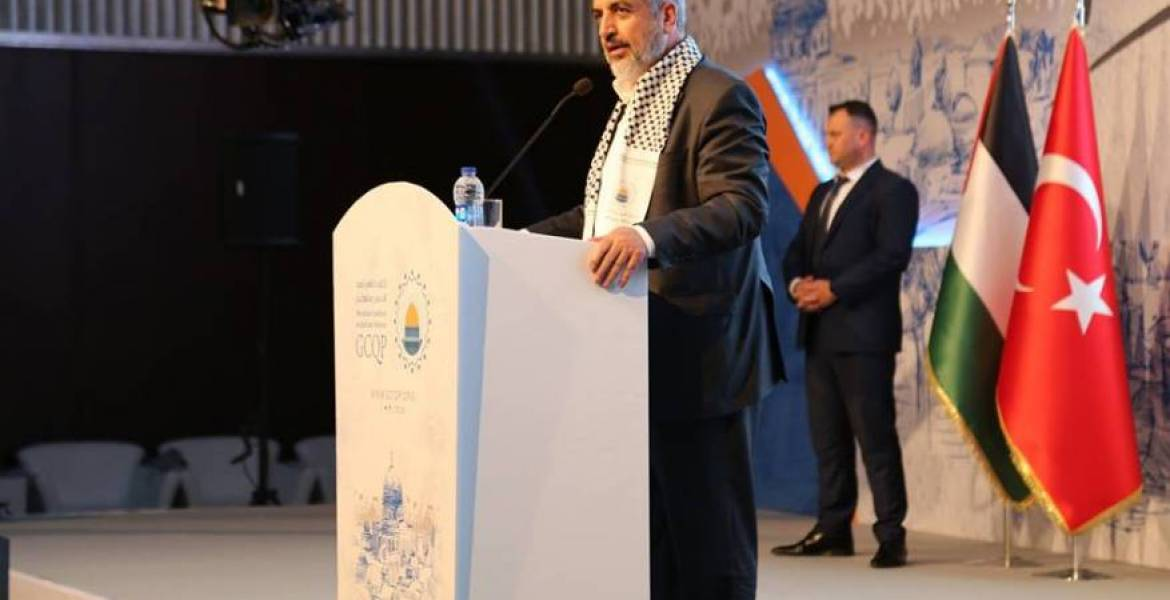Mesha'al: All efforts to liberate Palestine should be consolidated
