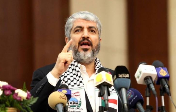 Meshaal: We will force Israel to free Palestinian captives