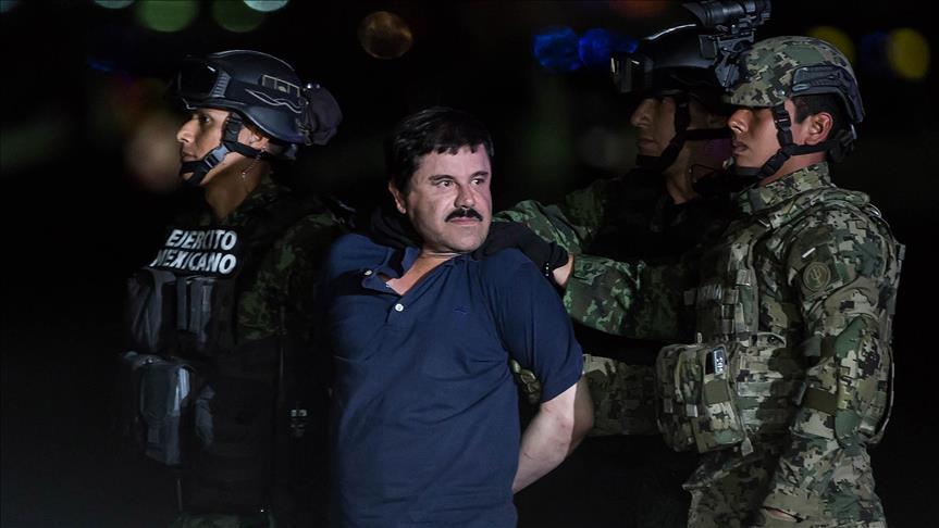 Mexico extradites druglord 'El Chapo' Guzman to US