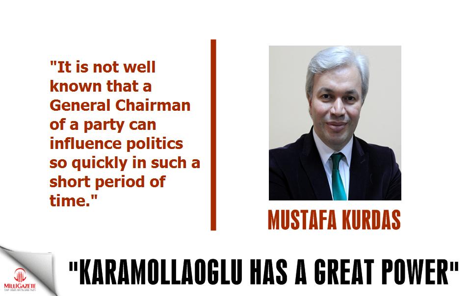 MG Editor-in-Chief Kurdaş: