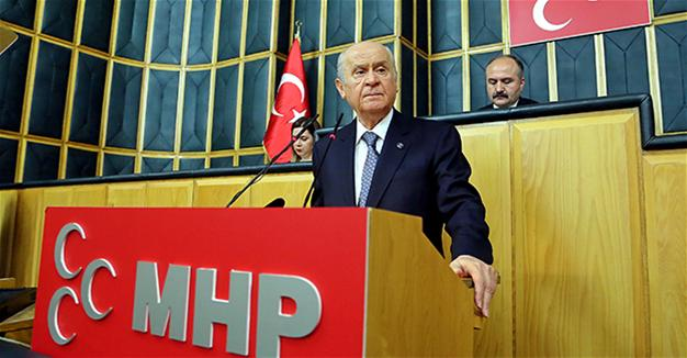 MHP head slams CHP leader over justice march 'provocation' claims