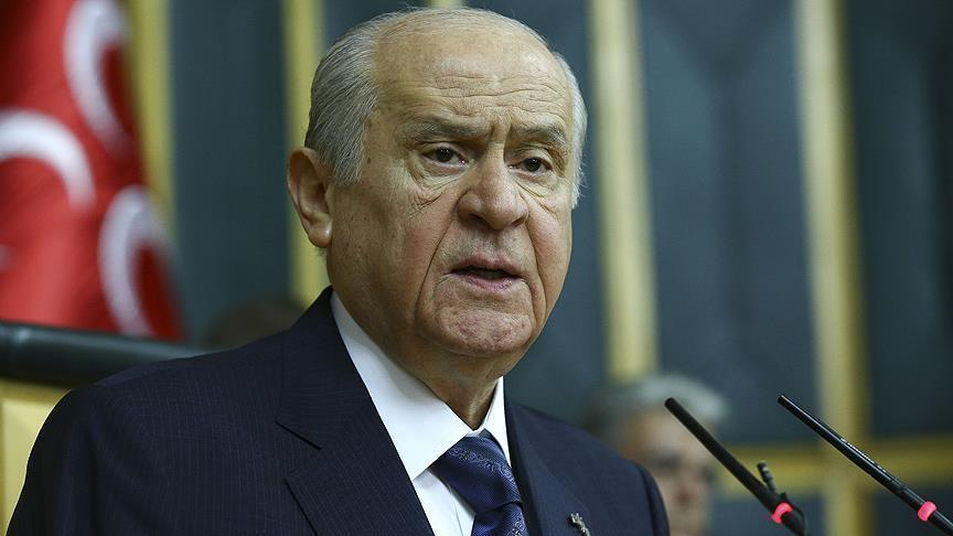 MHP leader blasts US for reaction to Washington clashes