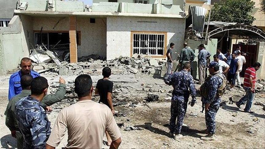 Militant attacks kill 12 in northern Iraq