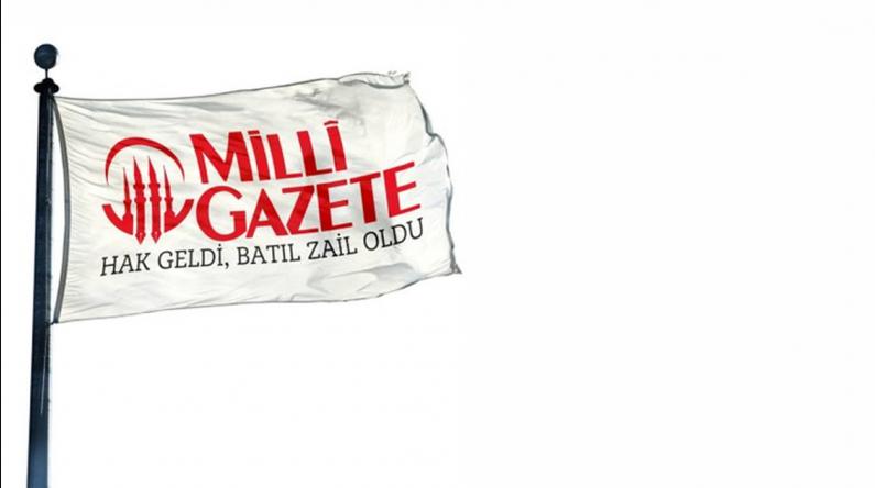 Milli Gazete celebrating 48th anniversary of establishment
