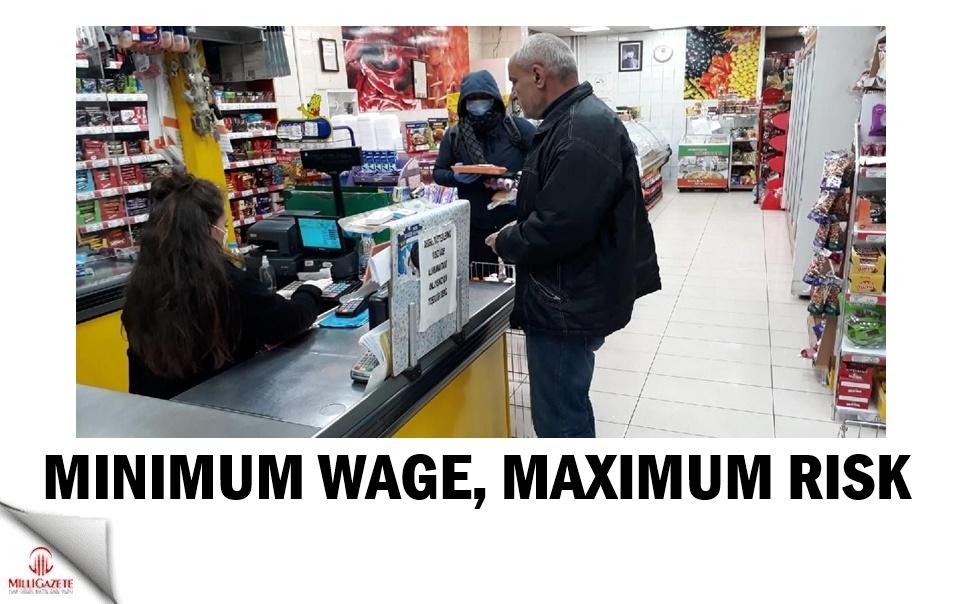 Minimum wage, maximum risk