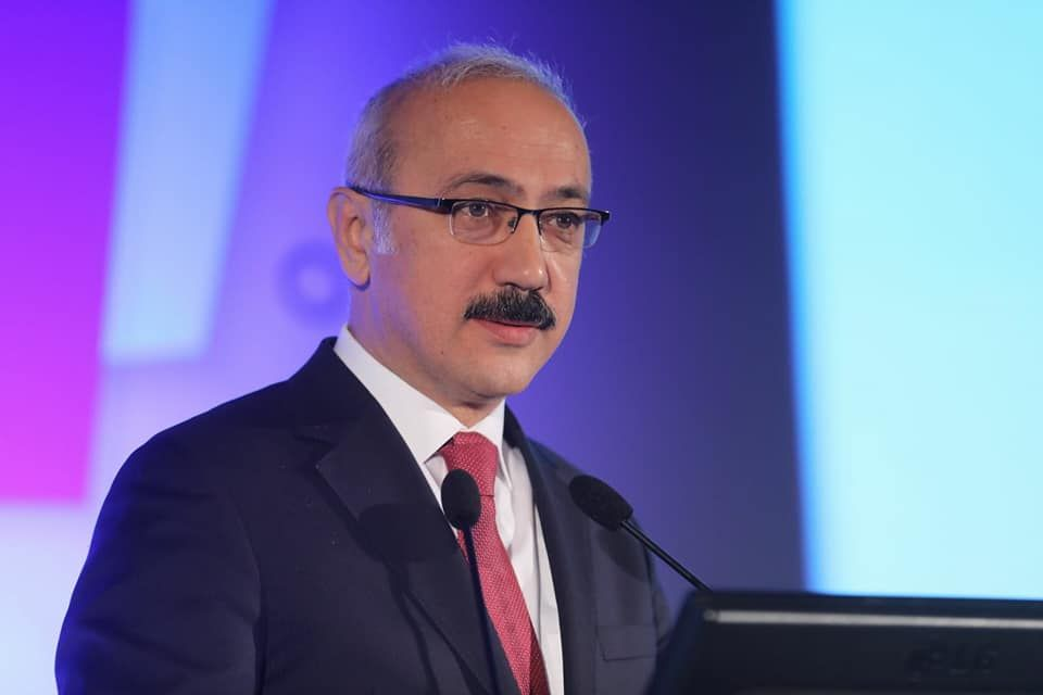 Minister Elvan's statements greeted with astonishment